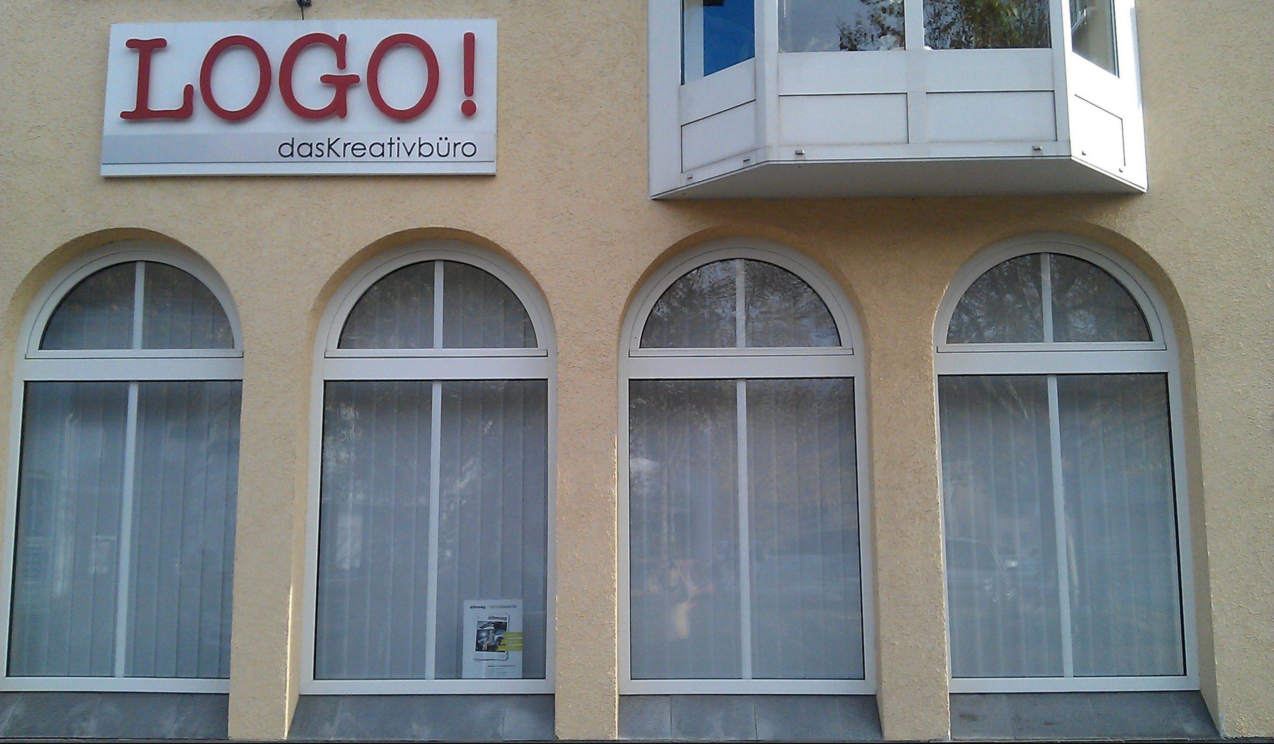 Außenansicht der Agenturräumlichkeiten in der Lenaustraße 3 in Albstadt-Tailfingen