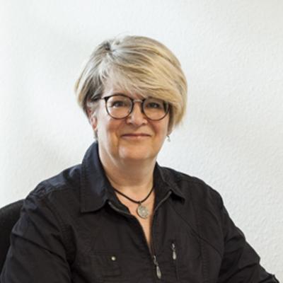 Porträt Heidrun Holz