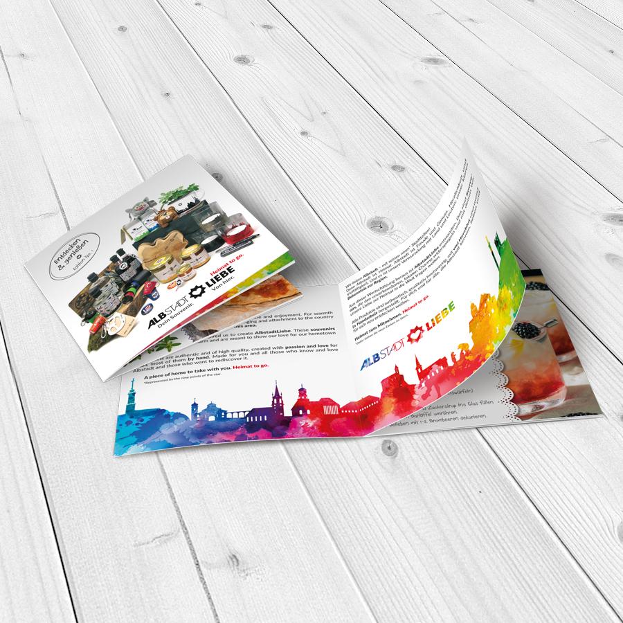 Booklet von AlbstadtLiebe