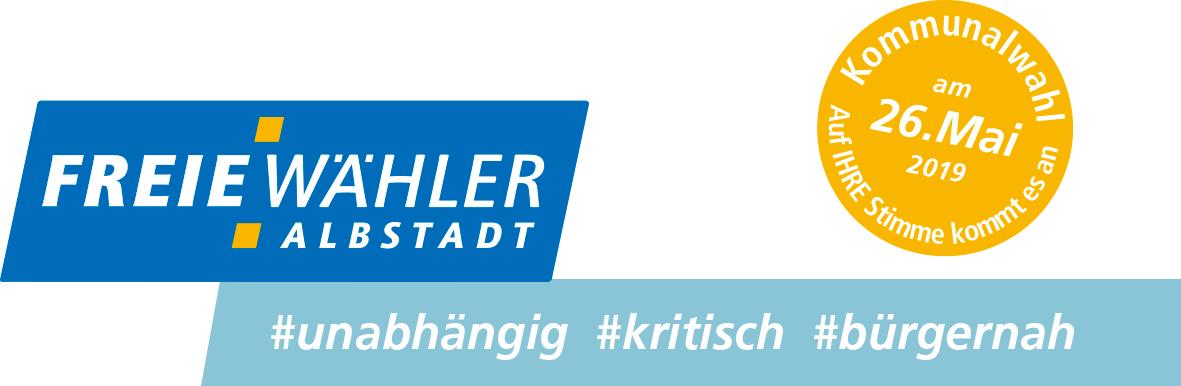 Logo der Freien Wähler Albstadt