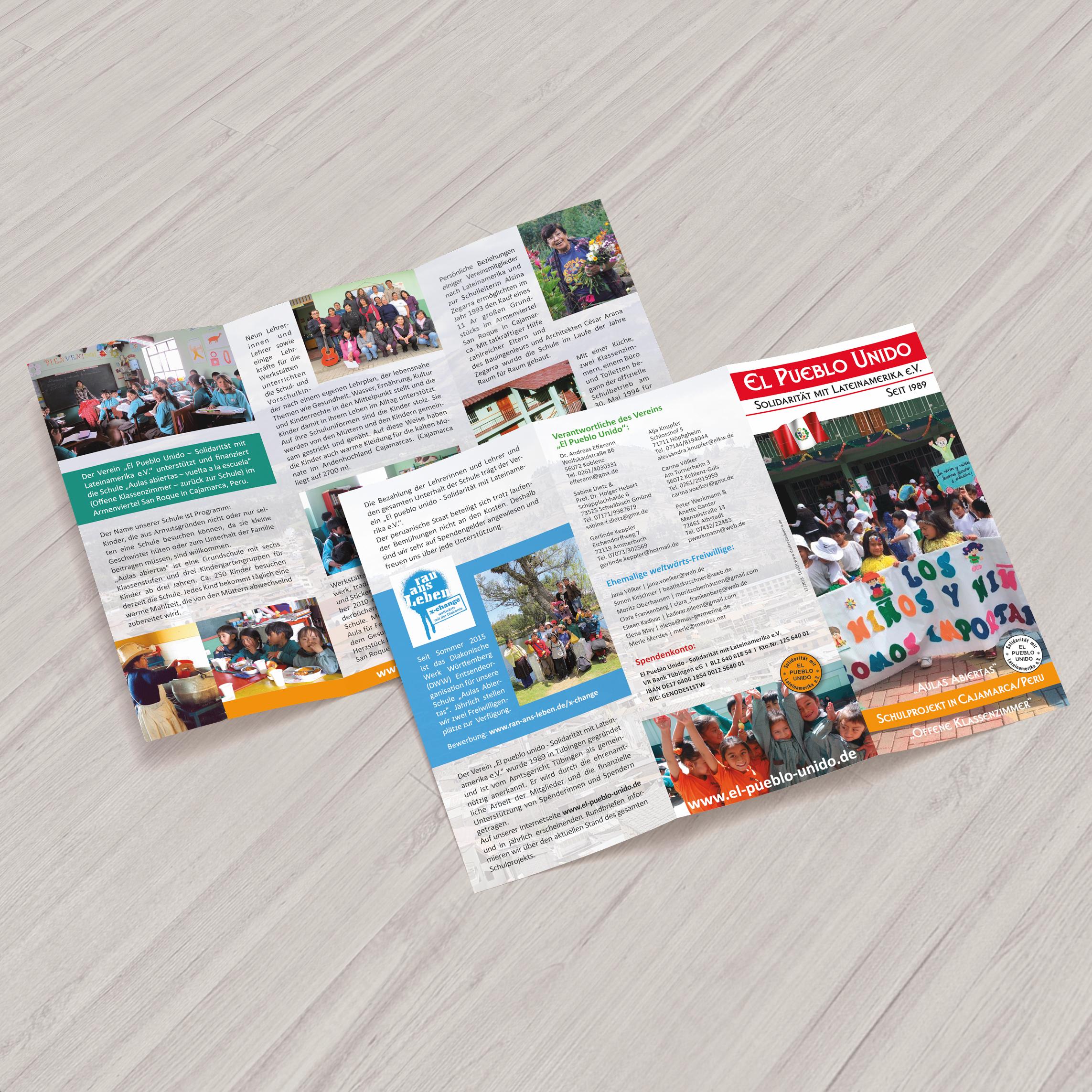 """Imagefolder für das Schulprojekt """"El Pueblo Unido"""""""