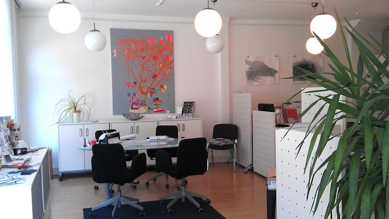 Büroräume in der Lenaustraße 3