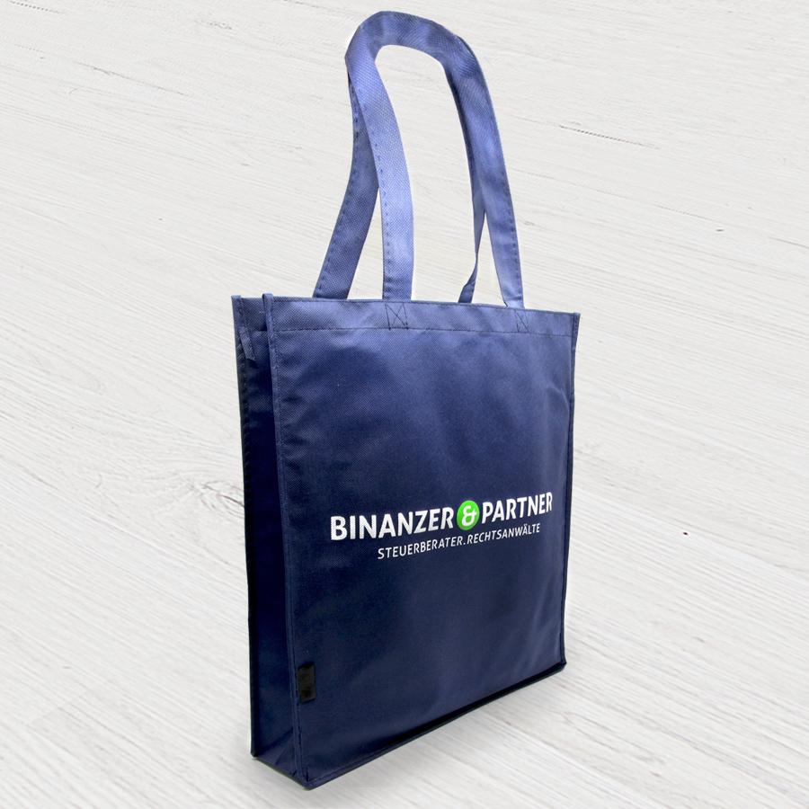 Tasche für Binanzer & Partner