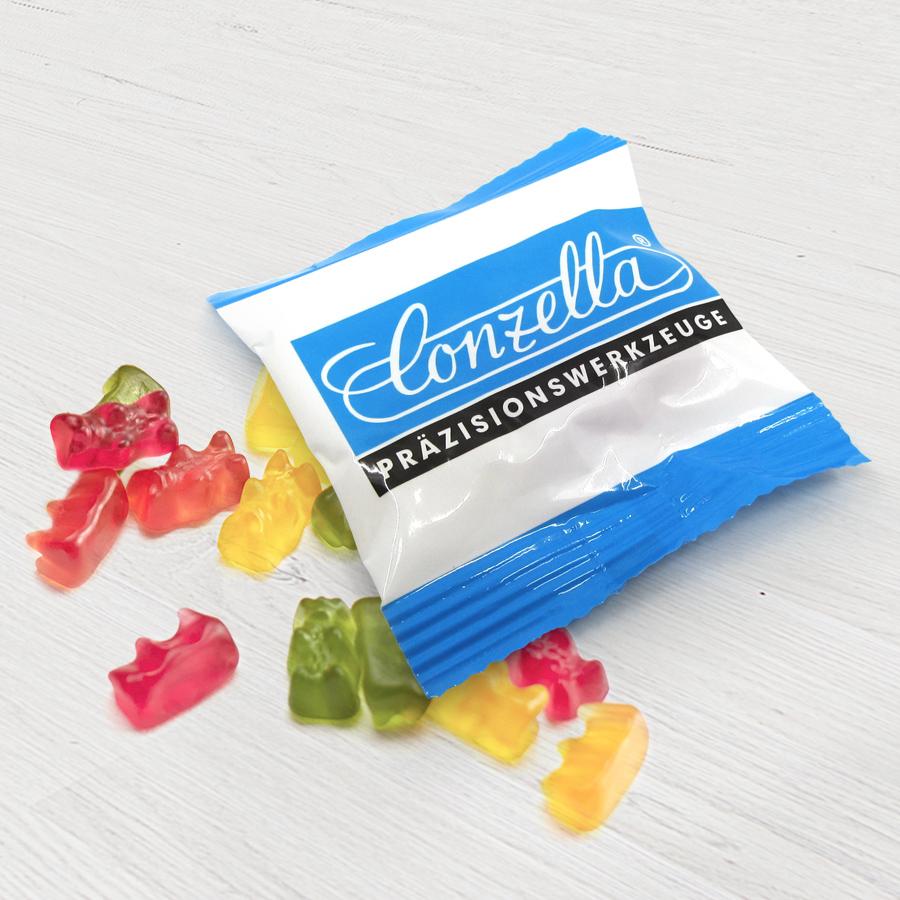 Gummibärchenverpackung für Conzella