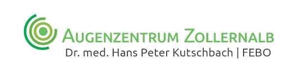 Logo des Augenzentrums Zollernalb Dr. med. Hans Peter Kutschbach | FEBO